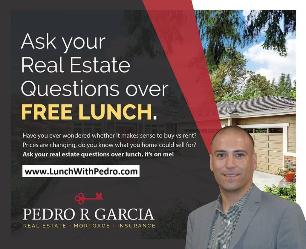 lunch with pedro
